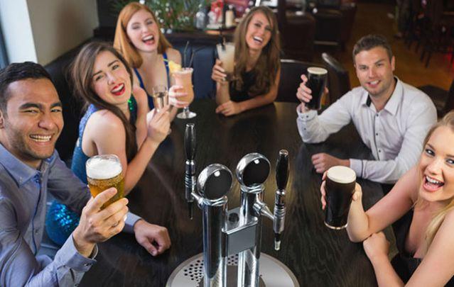 «Эффект локдауна»: ирландские мужчины стали больше употреблять алкоголь