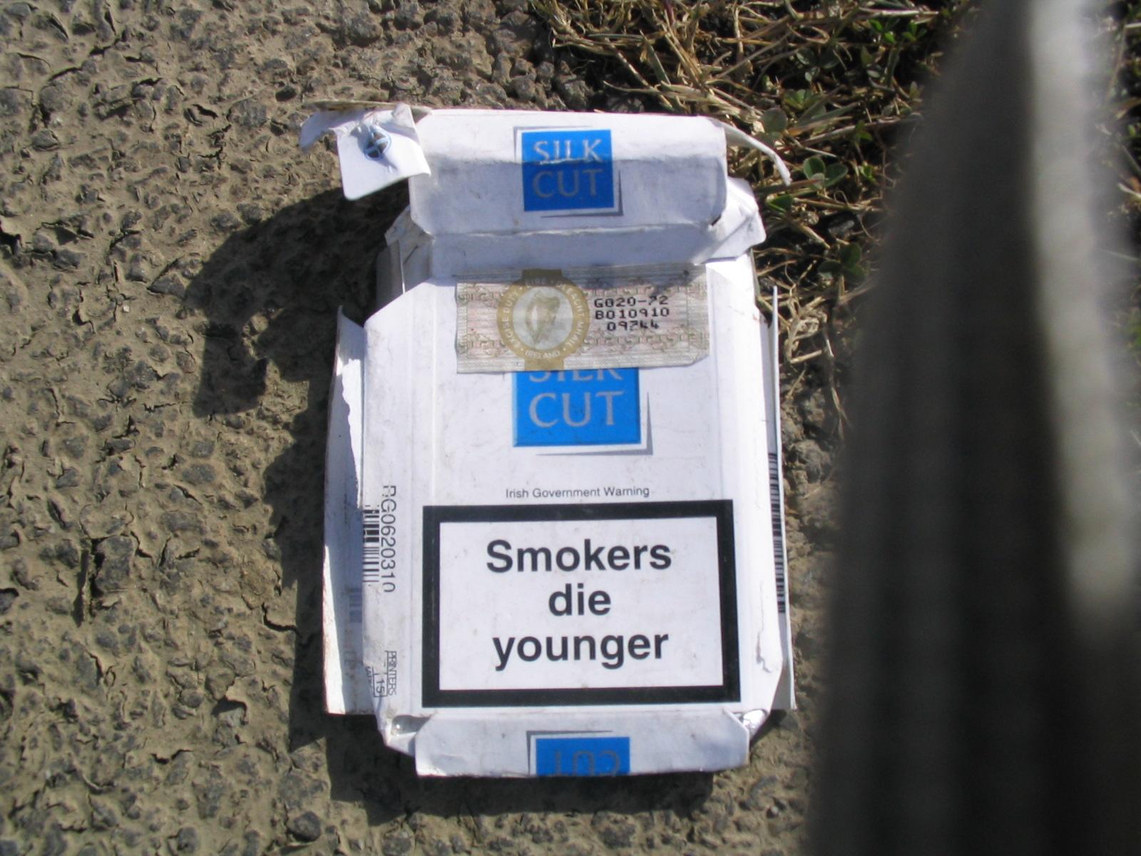 купить сигареты в ирландии