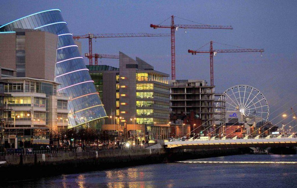 Ireland buildind