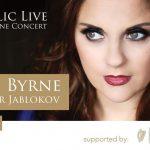 Владимир Яблоков и Селин Берн в онлайн концерте