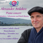 Пианист-виртуоз Александр Ардаков выступит на Арт-фестивале в Маунтшеннон гр. Клэр